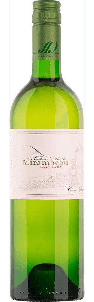 Weisswein aus Frankreich, 13,0 Vol.-%, 75,00 cl »2015 Château Tour de Mirambeau«