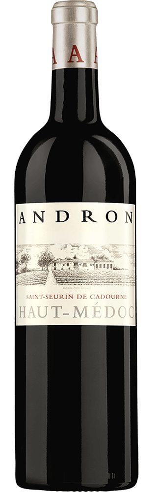 Rotwein aus Frankreich, 13,0 Vol.-%, 75,00 cl »2011 Domaine Andron«
