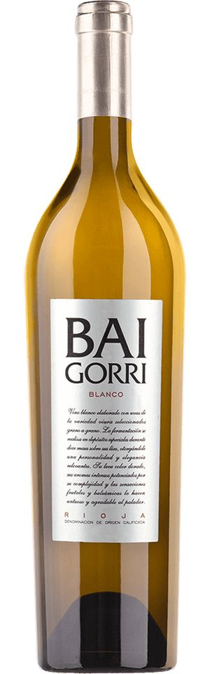 Weisswein aus Spanien, 14,0 Vol.-%, 75,00 cl »2015 Baigorri Blanco«
