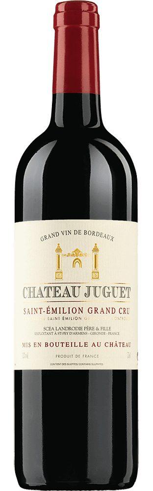 Rotwein aus Frankreich, 13,5 Vol.-%, 75,00 cl »2011 Château Juguet«