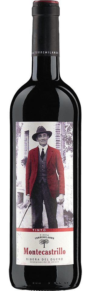 Rotwein aus Spanien, 13,5 Vol.-%, 75,00 cl »2014 Montecastrillo Tinto«