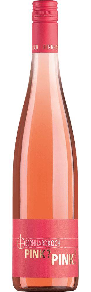 Roséwein aus Deutschland, 12,0 Vol.-%, 75,00 cl »2015 Pink? Pink! Rosé Trocken«