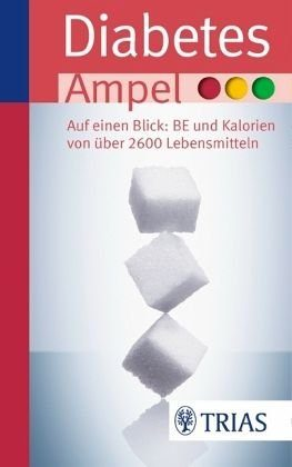 Broschiertes Buch »Diabetes-Ampel«