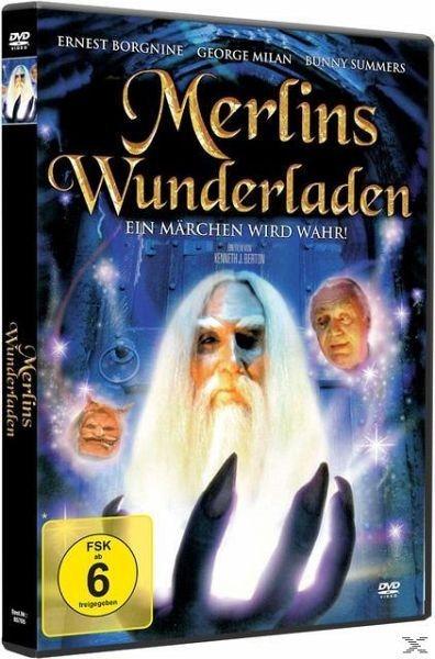 DVD »Merlins Wunderladen«