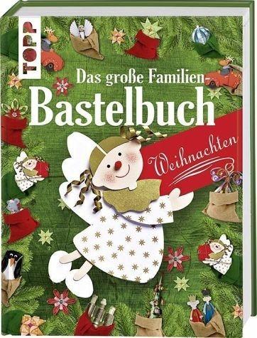 Gebundenes Buch »Das große Familienbastelbuch Weihnachten«