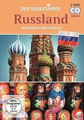 DVD »Der Reiseführer - Russland entdecken und...«