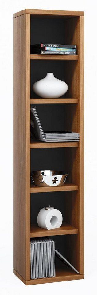 vcm anbauprogramm elementa dvd cd regal rack m bel online kaufen otto. Black Bedroom Furniture Sets. Home Design Ideas