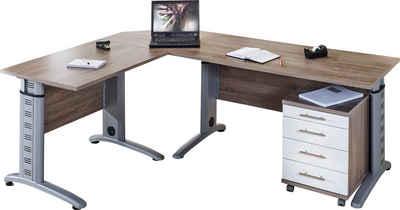 Schreibtischplatte ecke  Eckschreibtisch & Winkelschreibtisch kaufen | OTTO