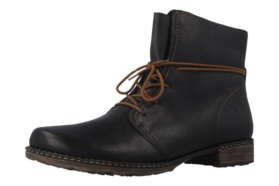 Remonte Boots in Blau