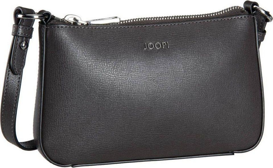 Joop Eunike Pure Shoulder Bag Small in Dark Grey