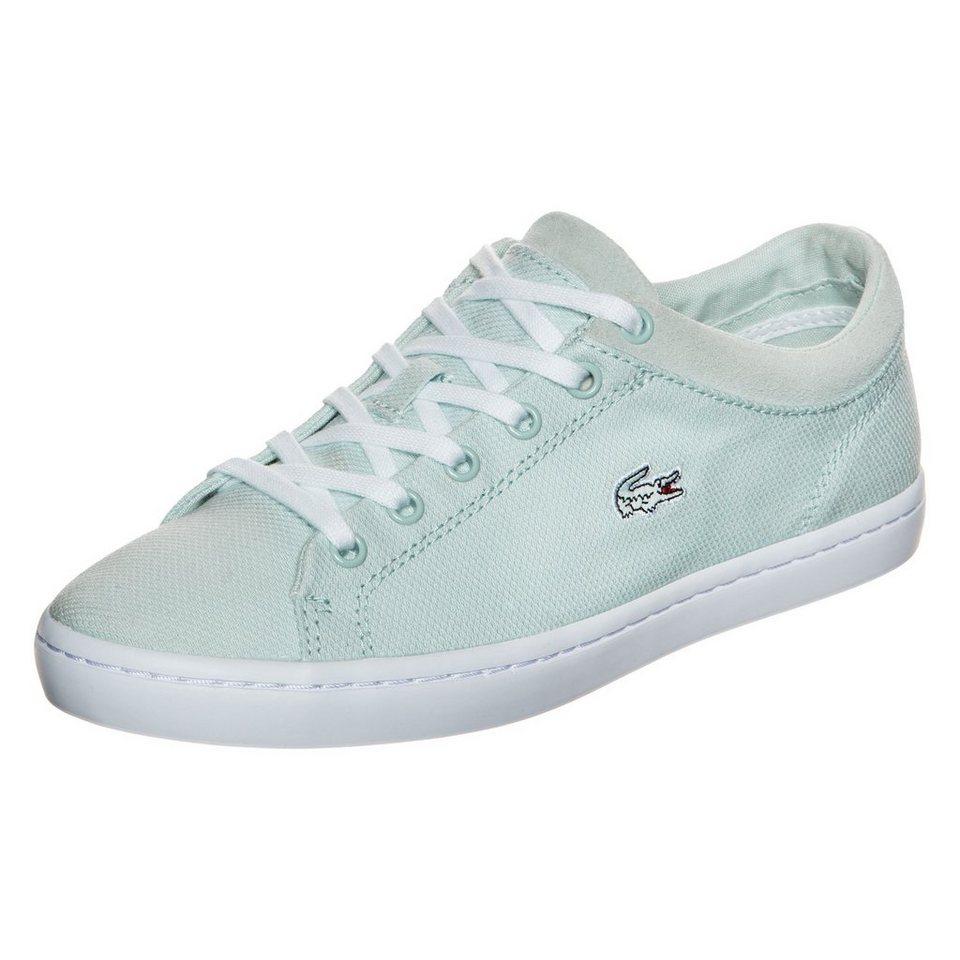 LACOSTE Straightset Sneaker Damen in mint