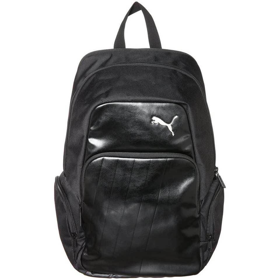 PUMA Elite Rucksack in schwarz / anthrazit