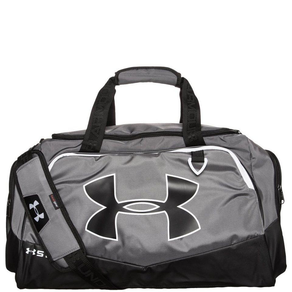 Under Armour® Undeniable Duffel II Sporttasche Medium in grau / schwarz