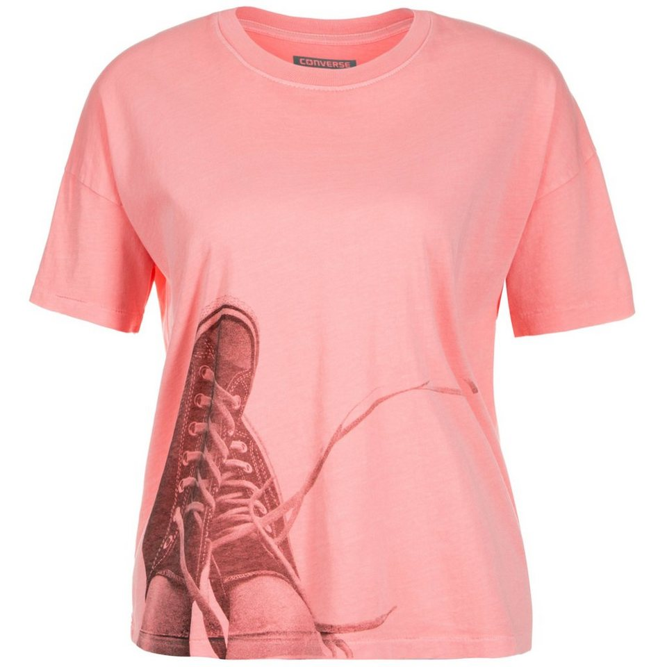 CONVERSE GD Chucks Swing T-Shirt Damen in rosa