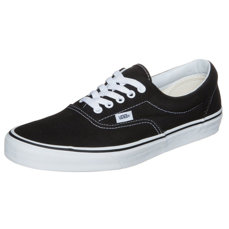 VANS Era Sneaker in schwarz / weiß