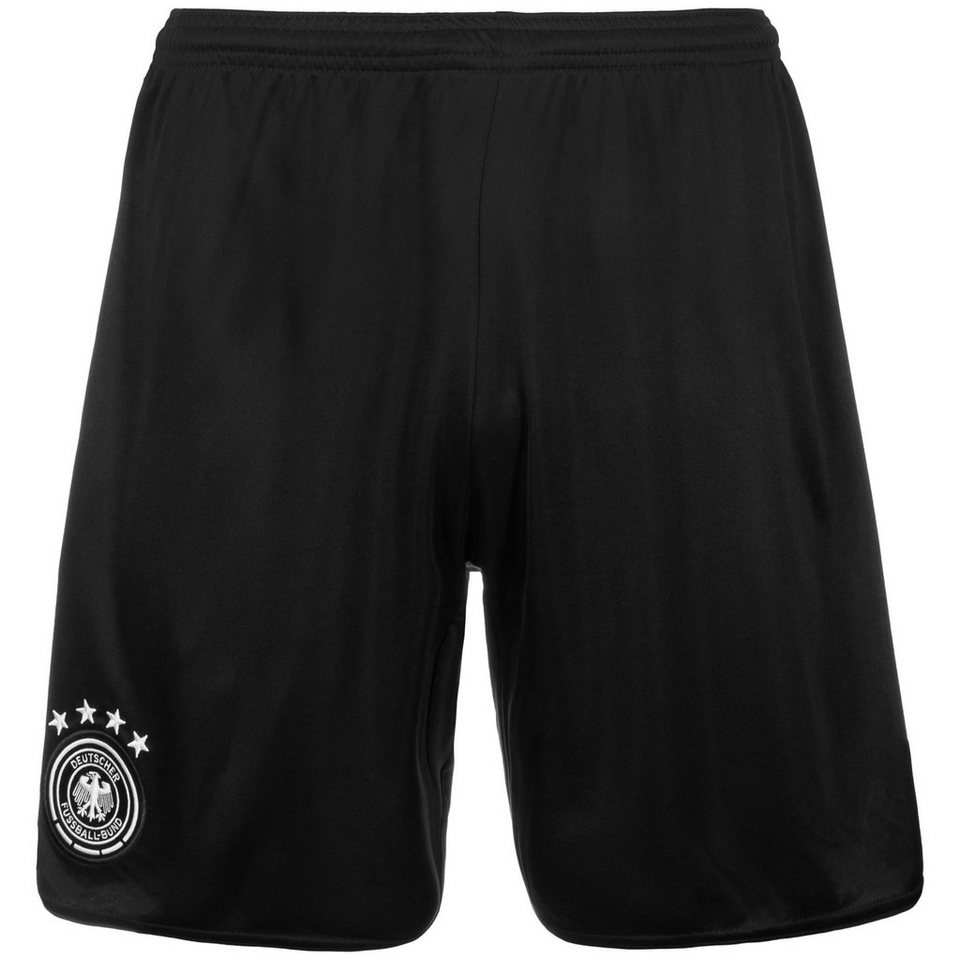 adidas Performance DFB Short Home EM 2016 Herren in schwarz / weiß