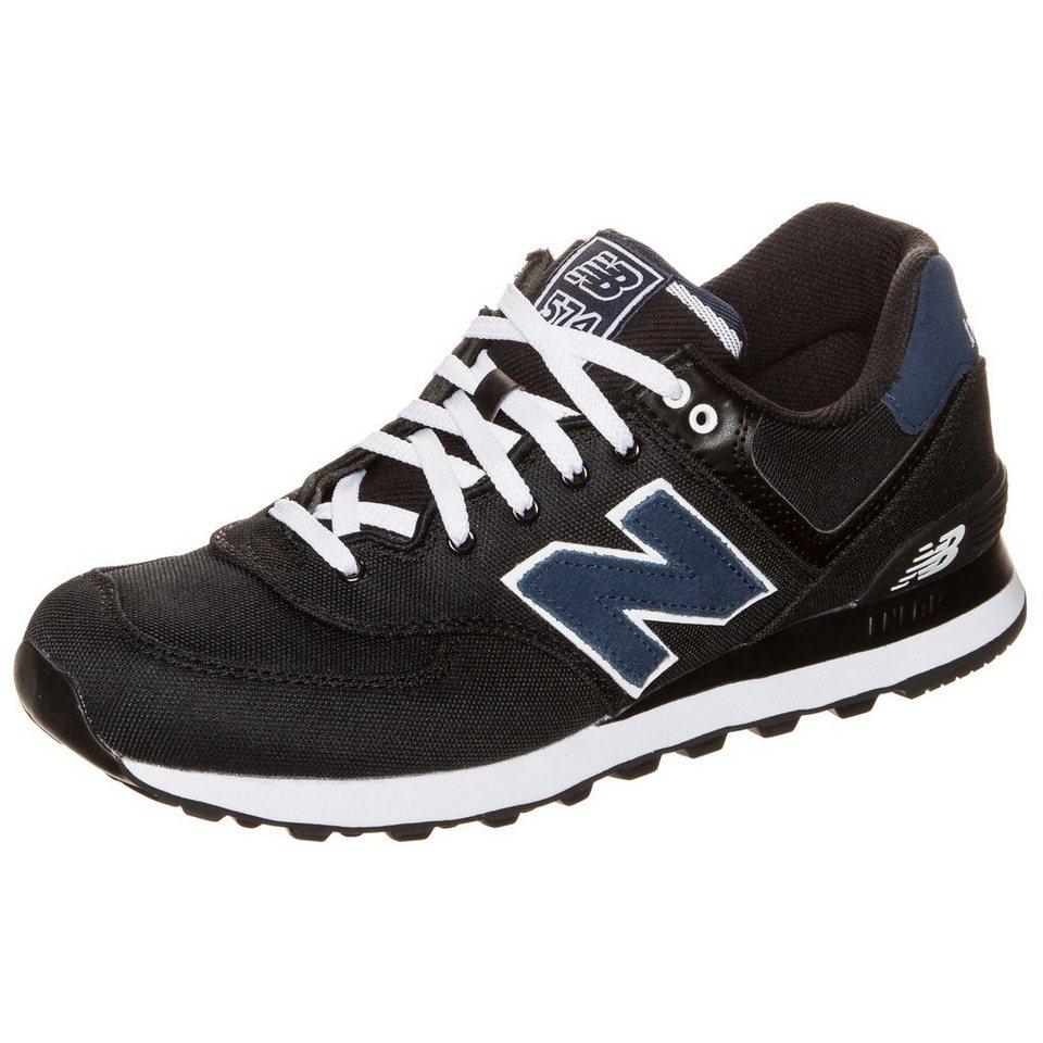 NEW BALANCE ML574-POK Sneaker Herren in schwarz / dunkelblau