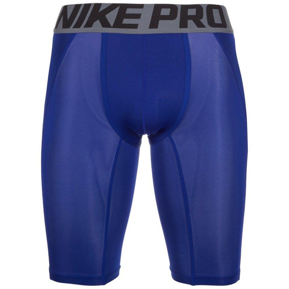 NIKE F.C. Slider Trainingstight Herren in blau / grau