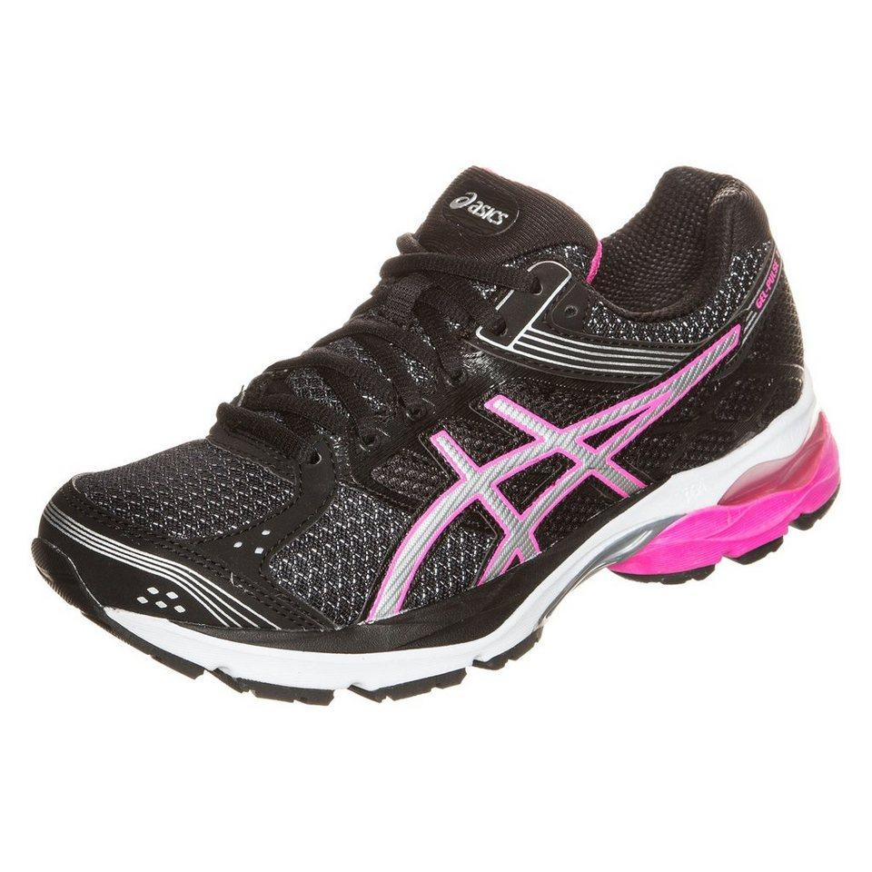 ASICS Gel-Pulse 7 Laufschuh Damen in schwarz / pink