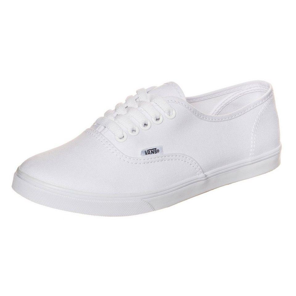 VANS Authentic Lo Pro Sneaker in weiß