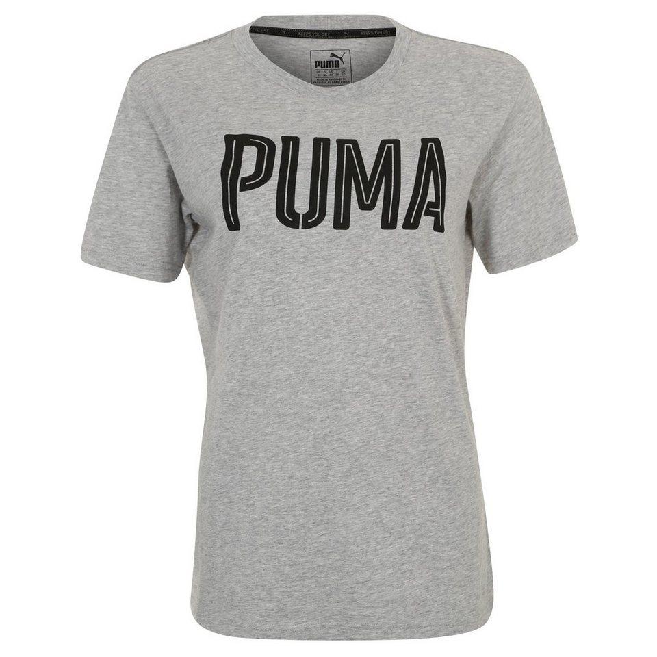 PUMA Swagger T-Shirt Damen in grau