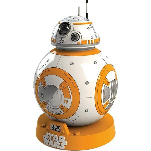 Joy Toy Projektionswecker BB-8