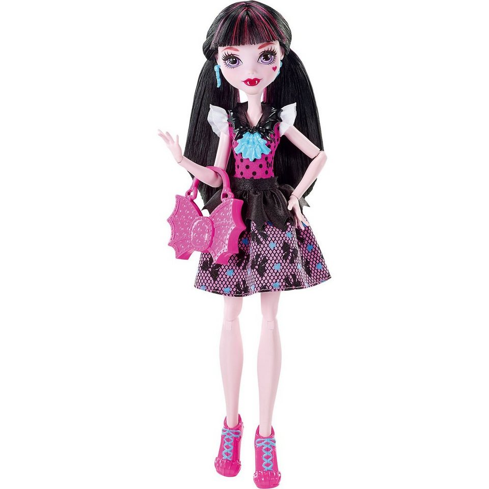Mattel Monster High Todschicke Monsterschülerin Draculaura