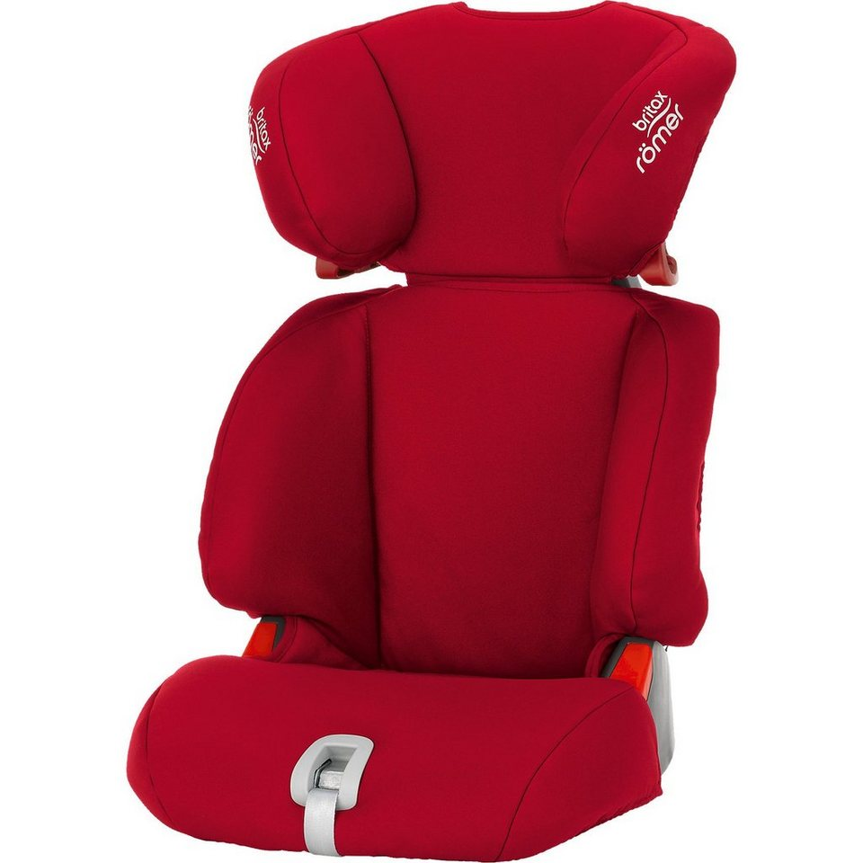 Britax Auto-Kindersitz Discovery SL, Flame Red, 2016 in rot