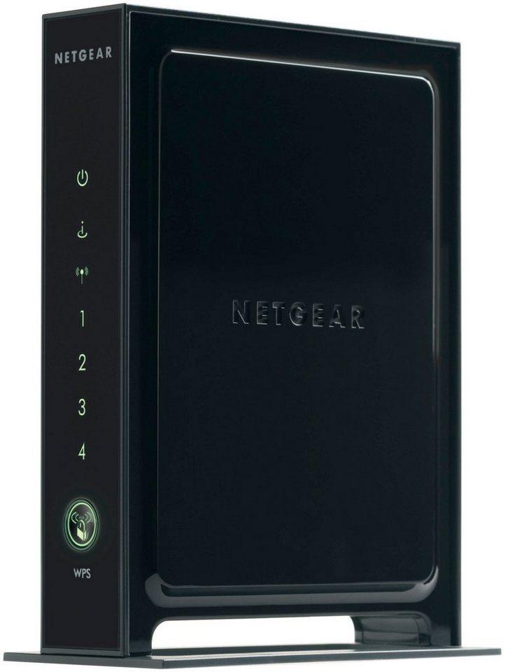 Netgear Router »N300 Wireless Open Source Gb«