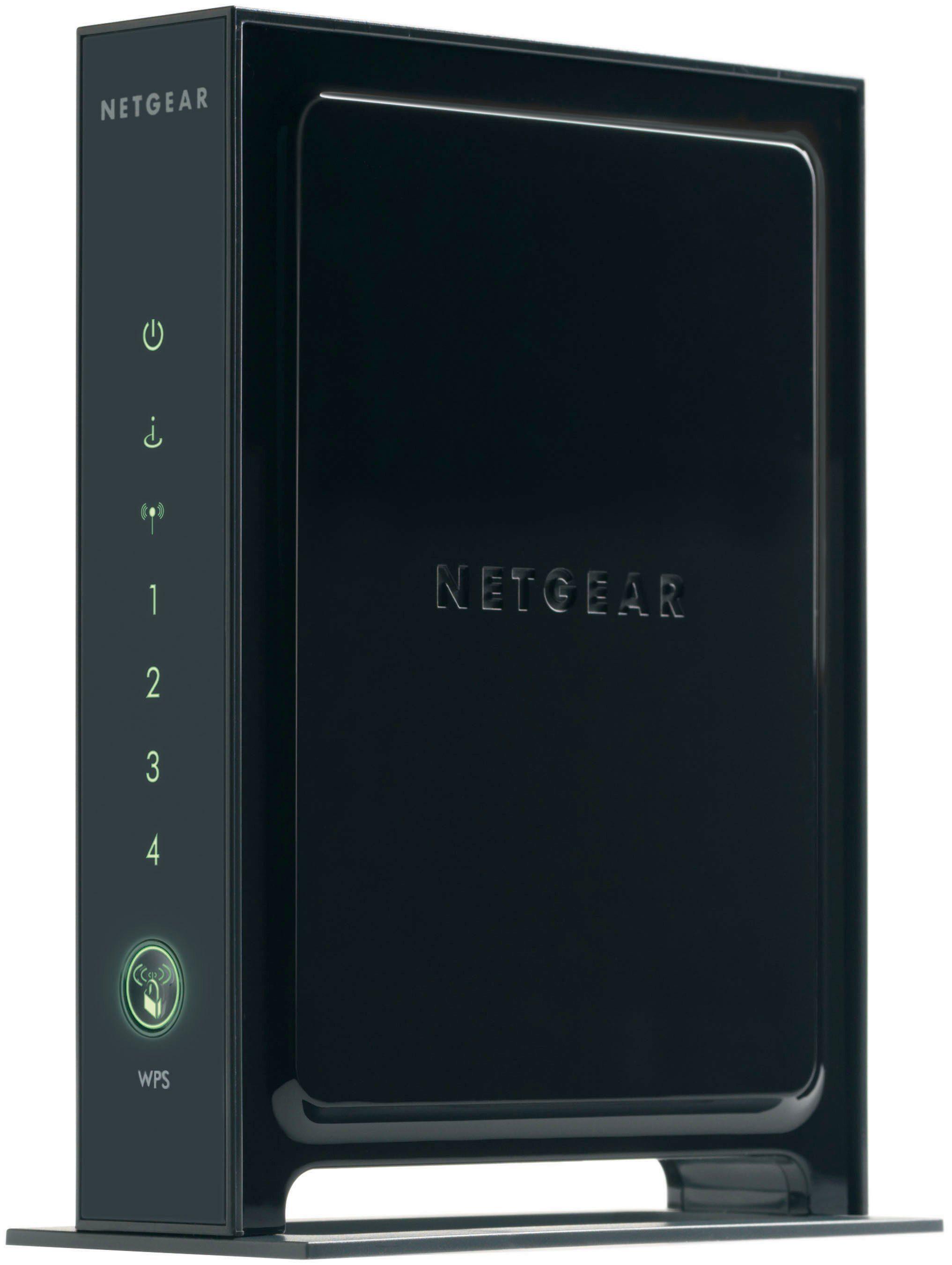 Netgear Router »N300 WLAN Router 4x LAN-Ports«