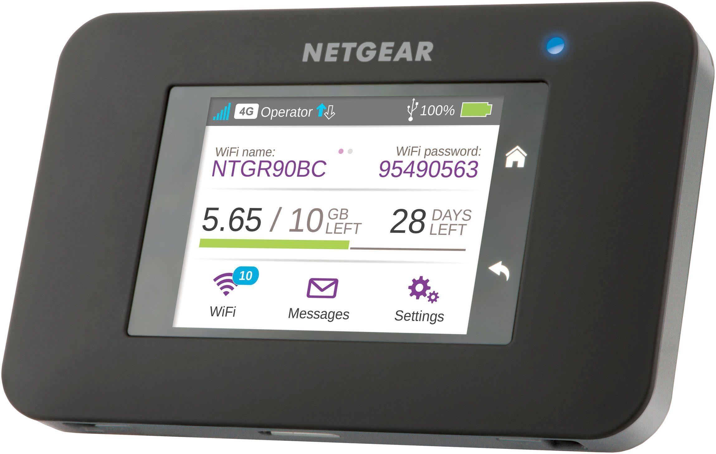 Netgear Mobiler Hotspot »AIRCARD 790 LTE-WLAN«