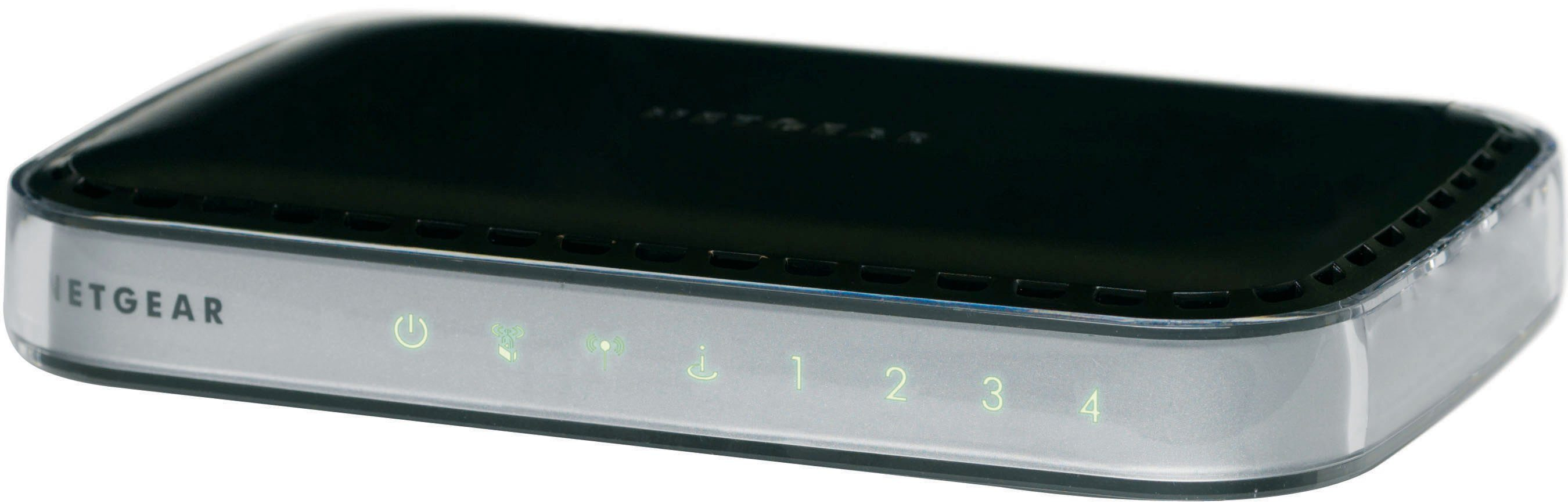 Netgear Router »N150 WL Router + 4-Port-Switch«