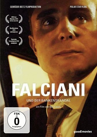 DVD »Falciani und der Bankenskandal«