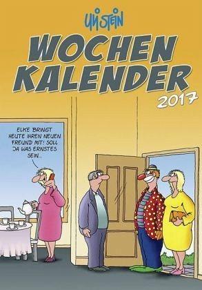 Kalender »Wochenkalender 2017 (Buchkalender)«