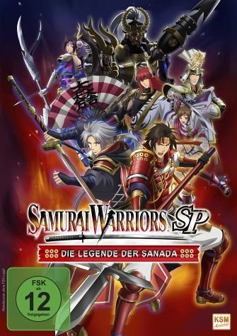 DVD »Samurai Warriors Special: Die Legende der Sanada«