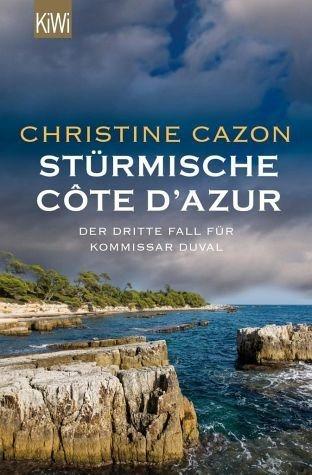 Broschiertes Buch »Stürmische Cote d´Azur / Kommissar Duval Bd.3«