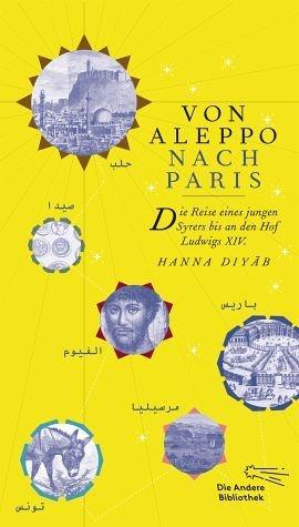 Gebundenes Buch »Von Aleppo nach Paris«