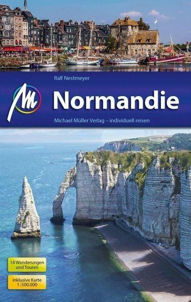 Broschiertes Buch »Normandie«