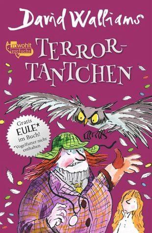Gebundenes Buch »Terror-Tantchen«