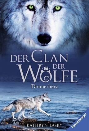 Broschiertes Buch »Donnerherz / Der Clan der Wölfe Bd.1«