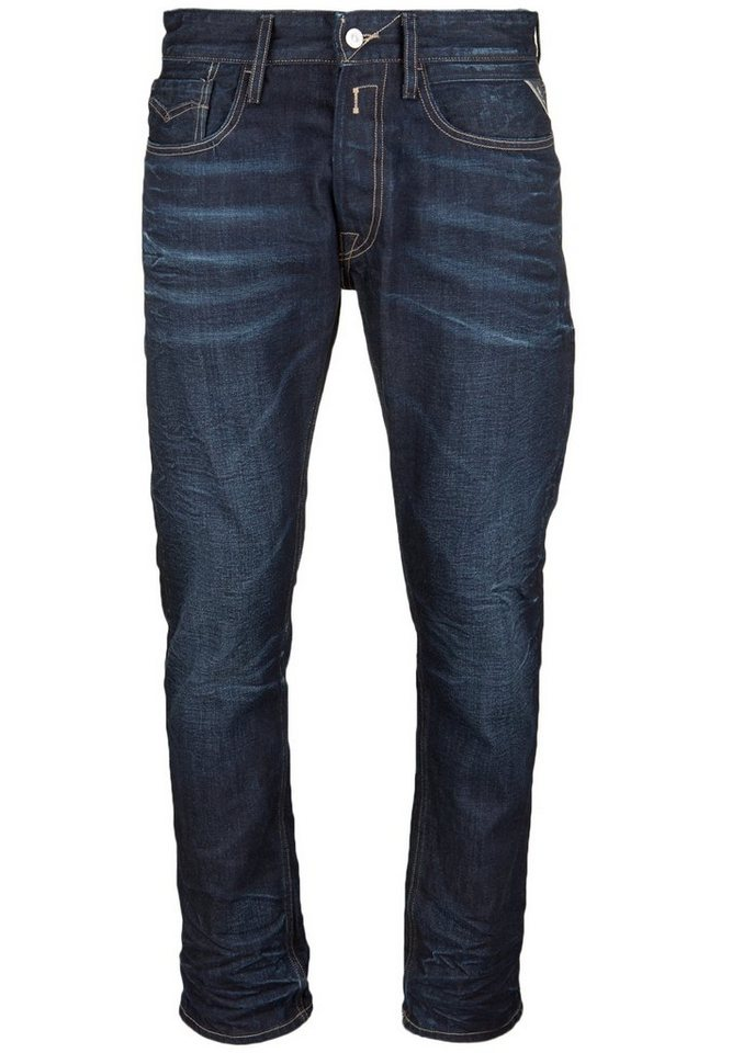 REPLAY Jeans »NEWBILL Vintage« in blue