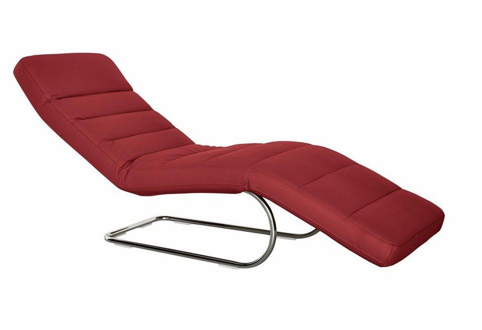 Wschillig Relaxliege Jill² Mit Wippfunktion Inklusive Rücken