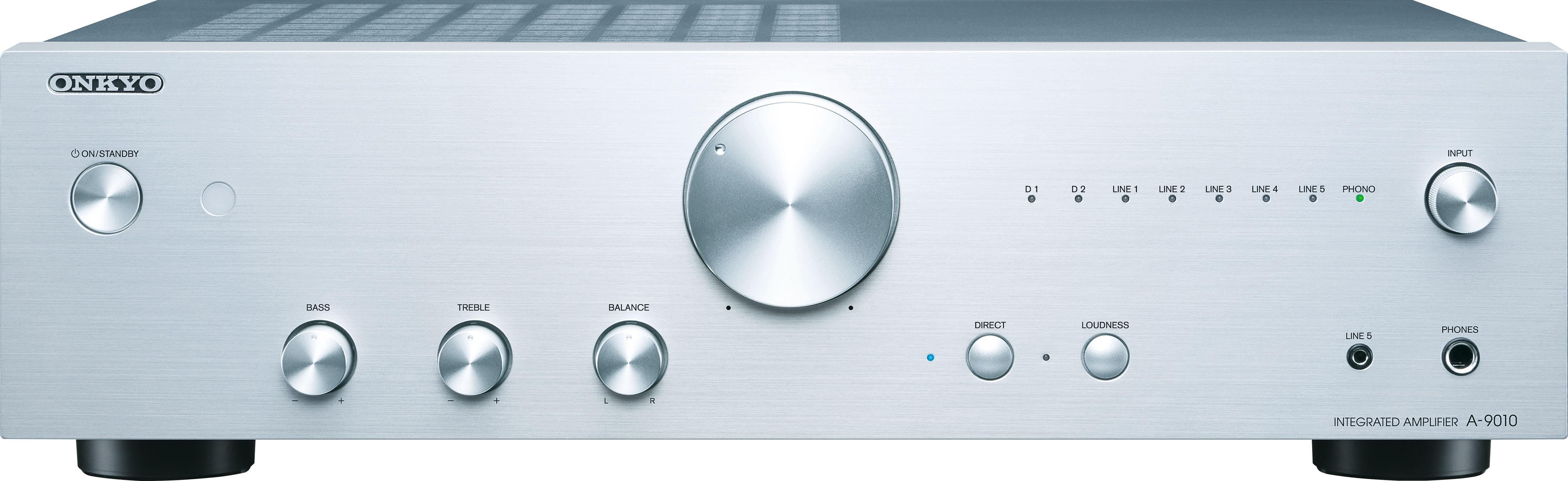 A-9010 Stereo-Vollverstärker (Hi-Res)