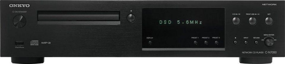 Onkyo C-N7050 C-N7050 in schwarz