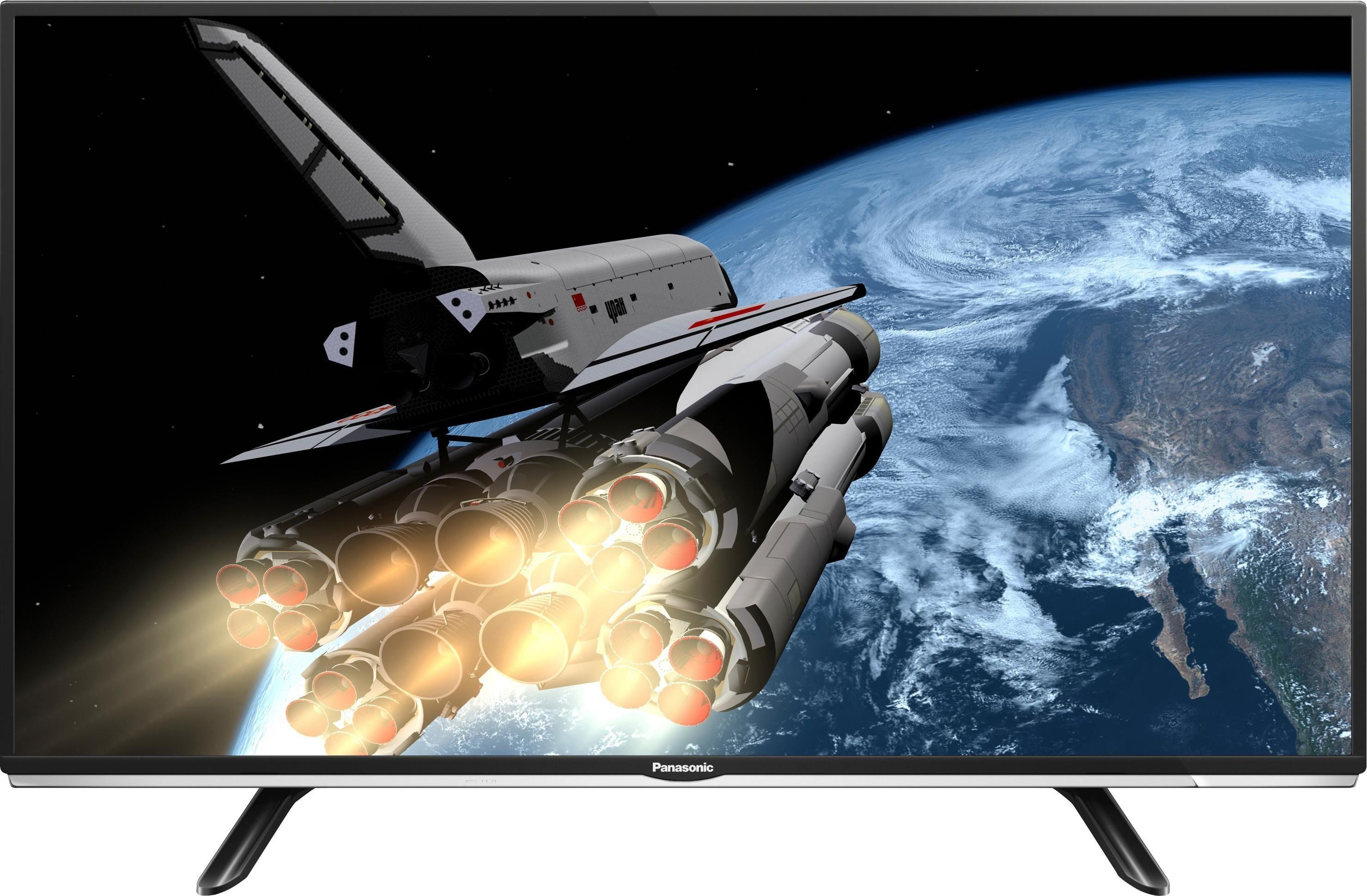 Panasonic TX-40DSW404, LED Fernseher, 100 cm (40 Zoll), 1080p (Full HD), Smart-TV