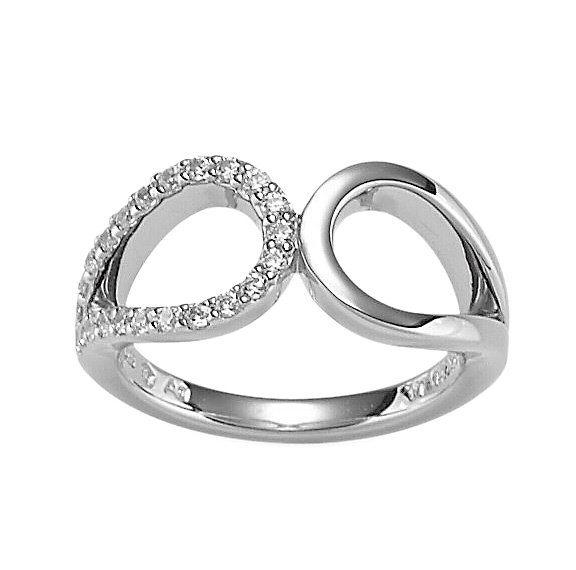 Viventy Ring mit Zirkonia, »774661« in Silber 925