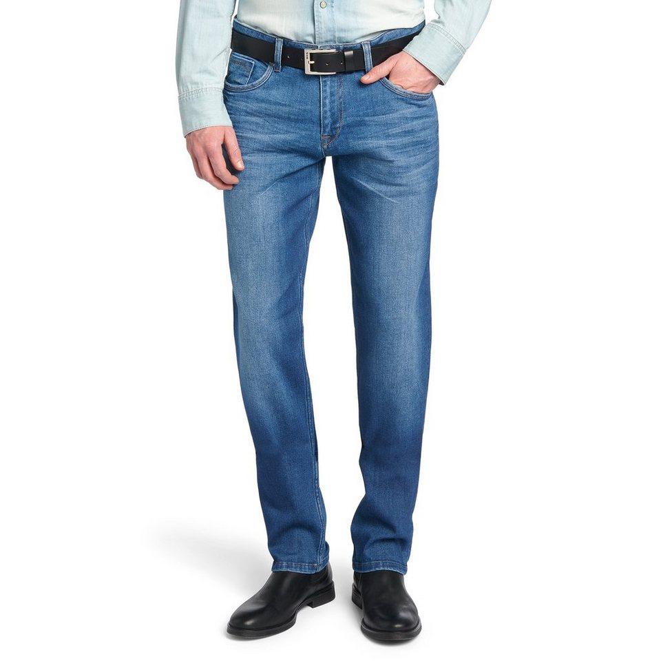 H.I.S Jeans »Cliff, authentische Waschung« in traveler blue