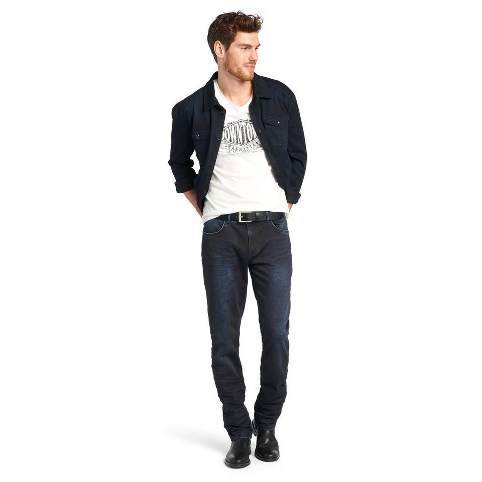 H.I.S Jeans »Cliff« in stormy blue