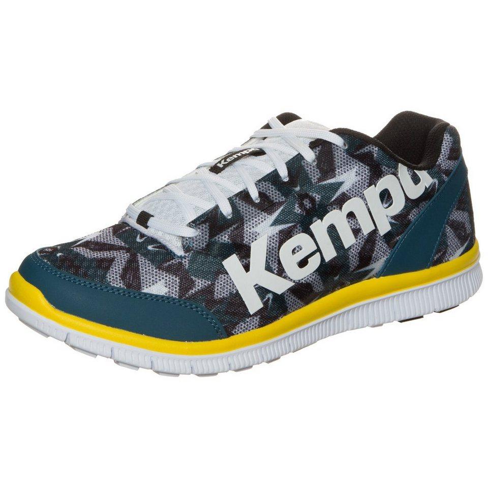 KEMPA K-Float Sneaker Herren in petrol / weiß