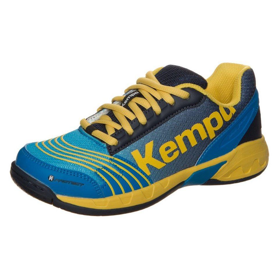 KEMPA Attack Junior Handballschuh Kinder in kempablau / marine